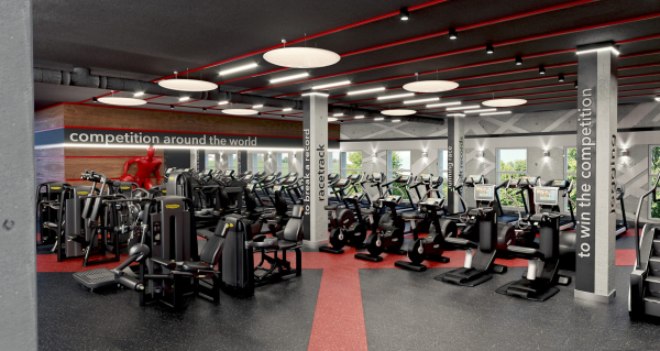 Fitness club WorldClass